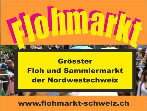 LOGO Flohmarkt Schweiz